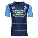 Cardiff Blues 2016/17 Kids Home Pro Rugby Shirt