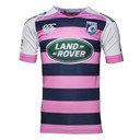 Cardiff Blues 2016/17 Kids Alternate Pro Rugby Shirt