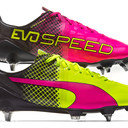 evoSPEED 1.5 Tricks Mixed SG Football Boots