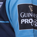 Cardiff Blues 2016/17 Home Pro Rugby Shirt