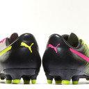 evoPOWER 4.3 Kids Tricks FG Football Boots