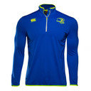 Leinster 2016/17 First Layer 1/4 Zip Training Rugby Top