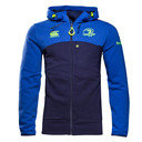 Leinster 2016/17 Full Zip Hooded Rugby Sweat