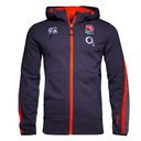 England 2016/17 Full Zip Hooded Rugby Jacket