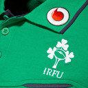 Ireland IRFU 2016/17 Cotton Rugby Training Polo Shirt