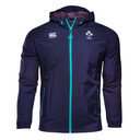 Ireland IRFU 2016/17 Full Zip Shower Rugby Jacket