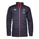 England 2016/17 Players Sideline Padded Rugby Jacket