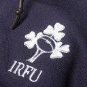 Ireland IRFU 2016/17 Ladies Full Zip Hooded Rugby Sweat