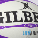 Gilbert Omega Ltd Edition Match Rugby Ball