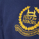 Help For Heroes WBR 1/2 Zip Rugby Training Sweater