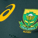 South Africa Springboks 2016/17 Home Test S/S Rugby Shirt