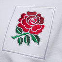 England 2016/17 Home Classic Kids S/S Rugby Shirt