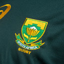 South Africa Springboks 2016/17 Home Pro S/S Rugby Shirt