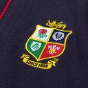 British & Irish Lions 2017 Ladies Full Zip Hooded Rugby Sweat