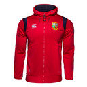 British & Irish Lions 2017 Full Zip Fleece Hooded Rugby Sweat