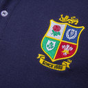 British & Irish Lions 2017 Cotton Training Rugby Polo Shirt