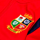 British & Irish Lions 2017 Kids Full Zip Fleece Hooded Rugby Sweat