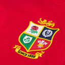 British & Irish Lions 2017 Kids Cotton Rugby Training T-Shirt