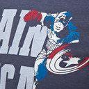 Marvel Captain America Graphic T-Shirt