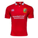 British & Irish Lions 2017 Match Day Classic S/S Rugby Shirt