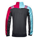 Harlequins 2016/17 Players Performance Full Zip Rugby Fleece Jacket