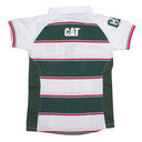Leicester Tigers 2015/16 Home Ladies Classic S/S Rugby Shirt