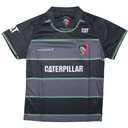 Leicester Tigers 2015/16 Alternate Ladies S/S Replica Rugby Shirt