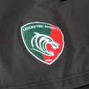 Leicester Tigers 2015/16 Kids Alternate Rugby Shorts
