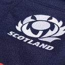 Scotland 2016/17 Home Kids S/S Replica Rugby Shirt