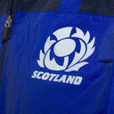Scotland 2016/17 Full Zip Shower Proof Rugby Jacket