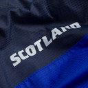Scotland 2016/17 Kids Full Zip Shower Proof Rugby Jacket