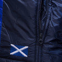 Scotland 2016/17 Players Travel Rugby Jacket