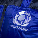 Scotland 2016/17 Kids Players Off Field Padded Rugby Gilet