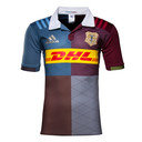 Harlequins 2016/17 Home S/S Replica Rugby Shirt