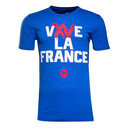Vive La France S/S Rugby T-Shirt