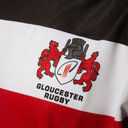 Gloucester 2016/17 Rebel Rugby Training T-Shirt