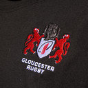 Gloucester 2016/17 Players Cotton Rugby T-Shirt