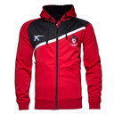 Gloucester 2016 Full Zip Stirling Hooded Rugby Sweat