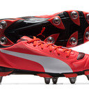 evoPOWER 4.2 H8 SG Rugby Boots