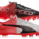 evoSPEED 1.5 Tricks AG Football Boots