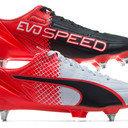 evoSPEED SL L MX II SG Football Boots