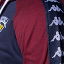 Union Bordeaux Begles 16/17 Hooded Rugby Sweat