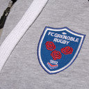 FC Grenoble 2016/17 Hooded Rugby Sweat