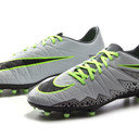 Hypervenom Phelon II Kids FG Football Boots