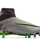 Hypervenom Phantom II Kids FG Football Boots
