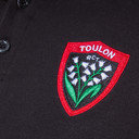 Toulon 2016/17 Players Off Field Rugby Polo Shirt