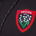 Toulon 2016/17 Players Hooded Rugby Sweat