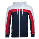 France 2016/17 Collegiate Full Zip Hooded Rugby Sweat