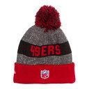 NFL San Francisco 49ers Sideline Bobble Knit