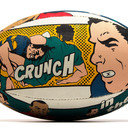 Gilbert Randoms Crunch Rugby Ball